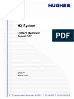 HX SystemOverview