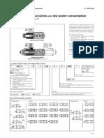 Atos Solenoid Valve brochure