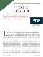cómo pinocho apendió a leer - manguel.pdf