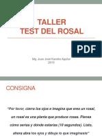 Test Del Rosal