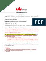 UoB GM Assignment