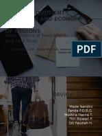Location Quotient Technique and Economy Analysis of Regions