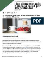 Estos son los alimentos más peligrosos para la salud por culpa de los pesticidas - RT.pdf