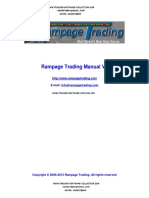 Rampage Trading Manual v 7
