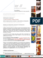Dossier de Presse Atelier
