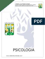 Semestral Integral 2017 Abril Psicologia