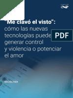 02 Informe Especial Te Clavo El Visto