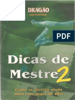 Dicas de Mestre 2.pdf