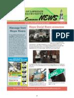 Newsletter Edition 18