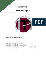 Venture Capital - FI Report