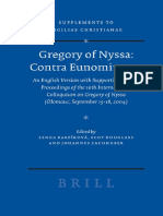 Vol. 82 v. 2 Gregory of Nyssa_ Contra Eunomium II -