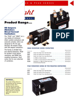 Contactor SW60PC60