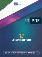 PSAK 69 (Per Efektif 1 Januari 2018) - Agrikultur