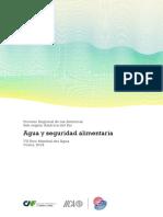 Agua y Seguridad Alimentaria America Del Sur 2015