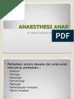 Anestesi Manula Dan Anak