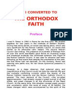 G. Pap Why I Became an Orthodox