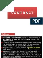 Contract Senior