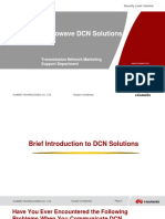131066480 Huawei RTN Microwave DCN Solutions V1!3!20101115