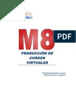 Producción de Cursos Virtuales