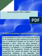Explotacion Del Carbon