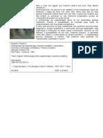Metodologia da Vegeto-Terapia - Frederico Navarro