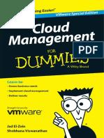 Cloud Management Platforms for Dummies
