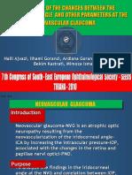 Neovascular Glaucoma - NVG / SEEOS / Tirane / 18-06-2010 / Mr.sci.dr.Halil Ajvazi , Prof.dr.Ilhami Goranci , Dr.Ardiana Goranci , Dr.Dafina Goranci , Dr.Bekim Kastrati , Dr.Mimoza Ismaili .