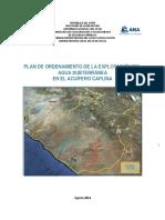 Plan de Gestion - Acuifero Caplina_julio 2014_vf