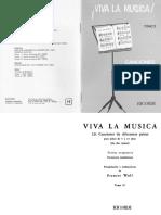 Viva La Musica Tomo 2