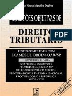 Questões Objetivas de Direito Tributário.pdf