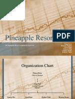 Pineappleresort Businessplanppt 131203074326 Phpapp02