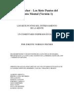 Norman Fischer - Los Siete Puntos Del Entrenamiento Mental