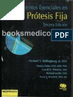 Fundamentos Esenciales de Protesis Fija