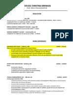 chelseac brennan resume