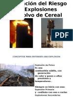Prevencion de Explosiones de Polvo e Incendio