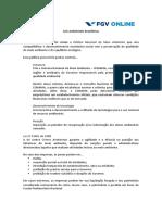 Leis Ambientais Brasileiras