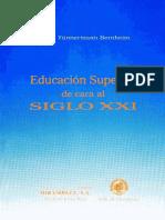 TUNNERMANN 1999 La ES de cara al siglo xxi.pdf