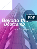 Beyond the Bootcamp