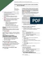 insrucciones bosch d7024