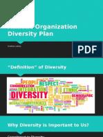 diversity plan in athletics
