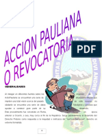Civil Accion Pauliana