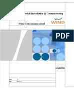 WIND LTE ENodeB Installation&Commissioning v3