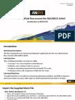CFX-Intro 17.0 WS03 NACA0012-Airfoil