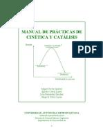 Manual de Practicas de Cinetica y Catali