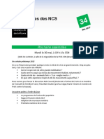 Bulletin Du CAP_no34 Mai 2017