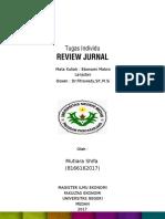Tugas Review Jurnal Ekonomi Makro