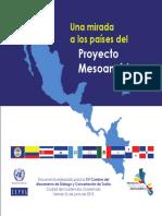 Una Mirada a los Países del Proyecto Mesoamérica
