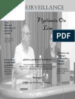 Revista Surveillance 2.5.16 Suazo O Donnell. Vigilancia on line y secreto periodístico