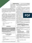 Ordenanza que modifica el Reglamento de Rendición de cuentas en Audicencia Pública de la Municipalidad Imperial