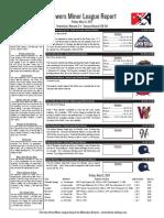 5.12.17 Minor League Report